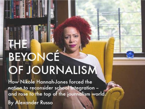 Beyonce of Journalism World