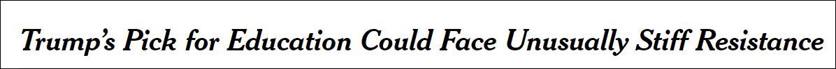 nyt confirmation headline