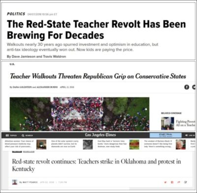 red state headlines