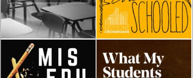 four education podcasts 2018
