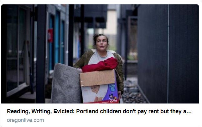 reading writing evicted