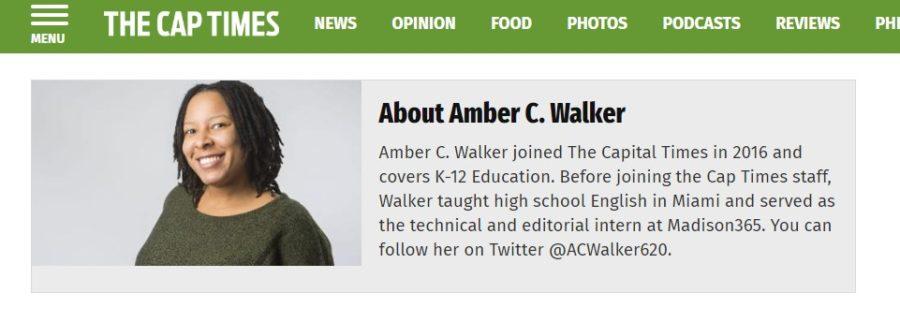 Amber C Walker madison com