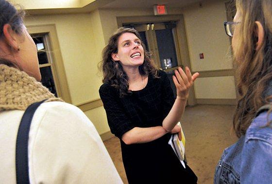 Rachel Aviv at Brown