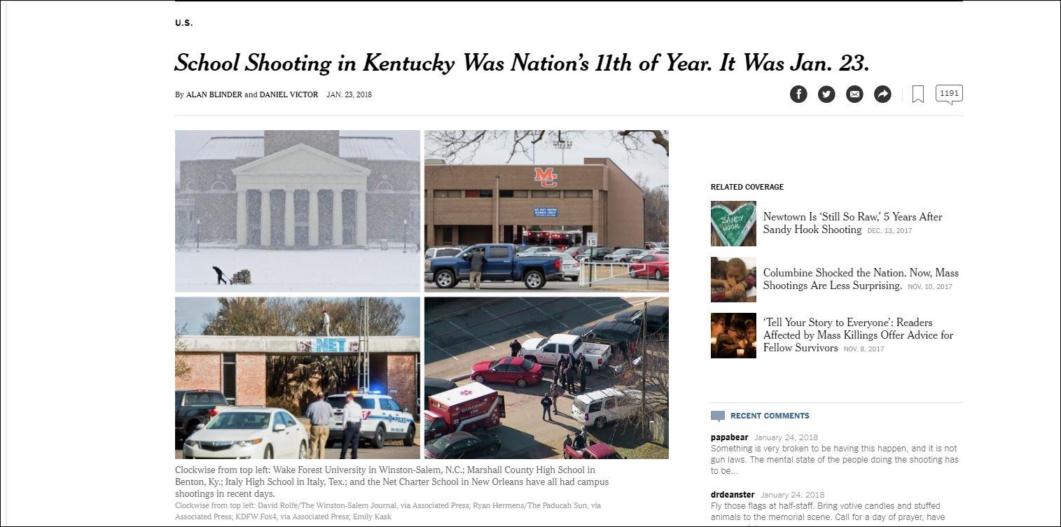 nyt school shooting story - kappanonline org