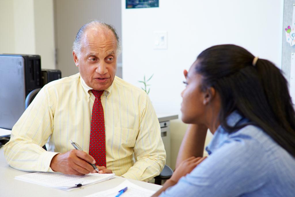 mental health staffing in majority