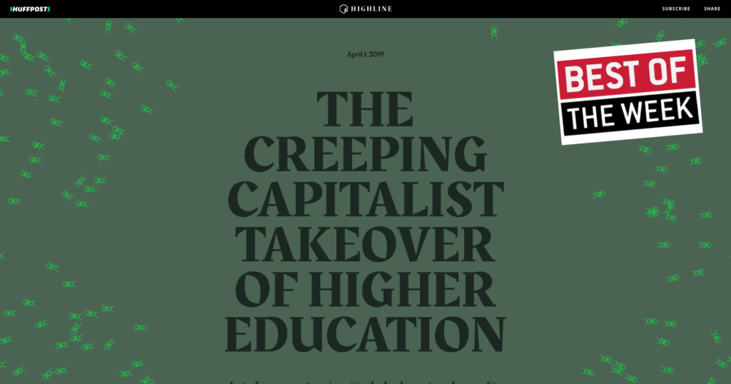 The Corporations Devouring American Colleges The Huffington Post